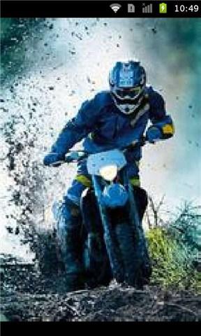 越野摩托车壁纸