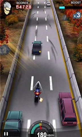 暴力摩托赛车