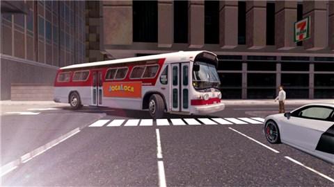 巴士模拟停车
