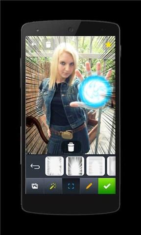 玩媒體與影片App|超级赛亚人相机免費|APP試玩