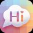 SayHi交友 通訊 App LOGO-硬是要APP