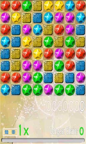 [Android小遊戲] Jewels 寶石三連線 | 重灌狂人