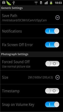 玩程式庫與試用程式App 隐秘相机免費 APP試玩