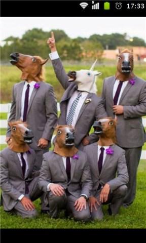 笑喷的另类婚礼恶搞