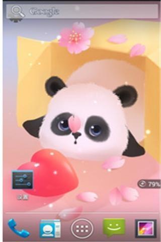 懒熊猫动态壁纸