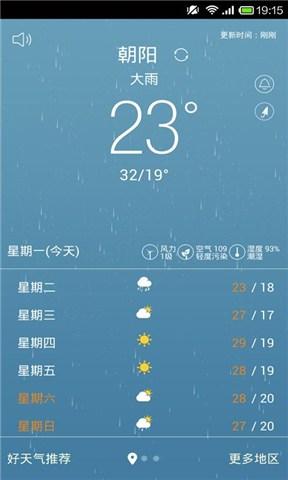 【旅行】日本自助旅行/自由行必備APP推薦-天氣預測類@ 雀雀看電影 ...