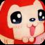 萌阿狸主题动态壁纸锁屏 程式庫與試用程式 App LOGO-硬是要APP