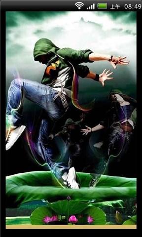 蹦迪舞步视频教程
