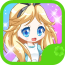 童话公主化妆游戏