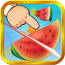 切水果切西瓜森林舞会