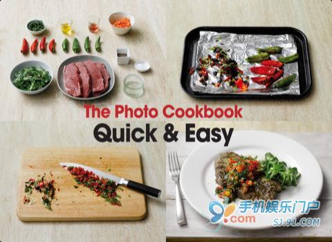 Quick & Easy for iPad_提供照片食谱 The Photo Cookbook – Quick ...