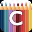 Colorfy:免費填色遊戲