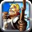 弓箭射手 - 免费的射箭巡回赛,最好的瞄准射箭游戏
